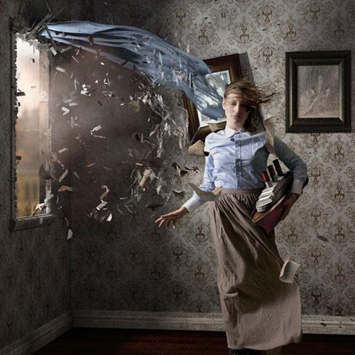 Perpetual Motion, by Jamie Baldridge. Courtesy of Modernbook Gallery